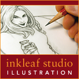 Inkleaf Studio illustration